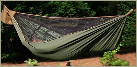 enclosed camp hammock for 3 season use  camp hammocks by pak it lite llc  rh   camphammocks